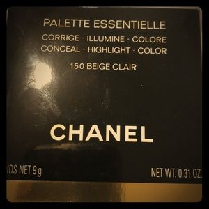 Chanel conceal highlight color